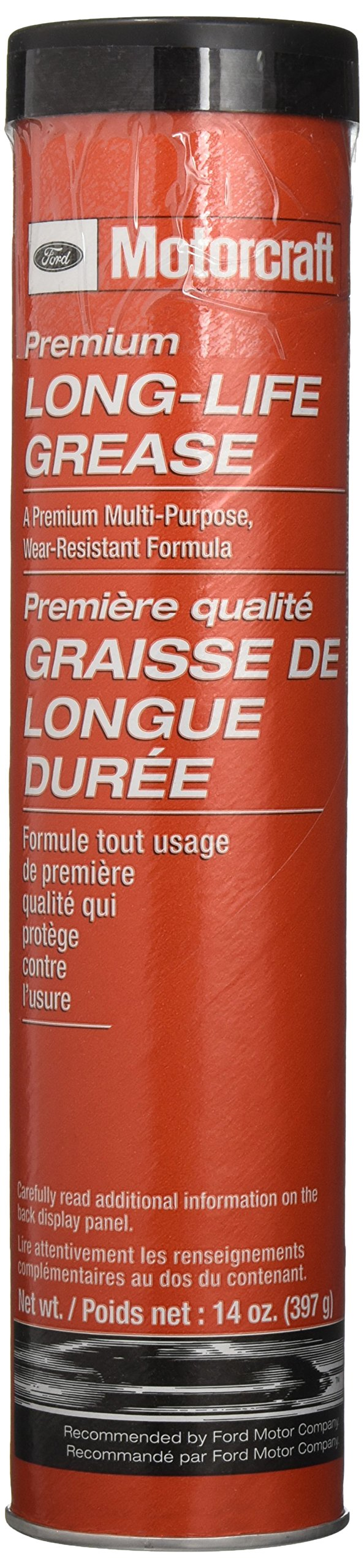 Ford Genuine Fluid XG-1-C Premium Long-Life Grease - 14 oz