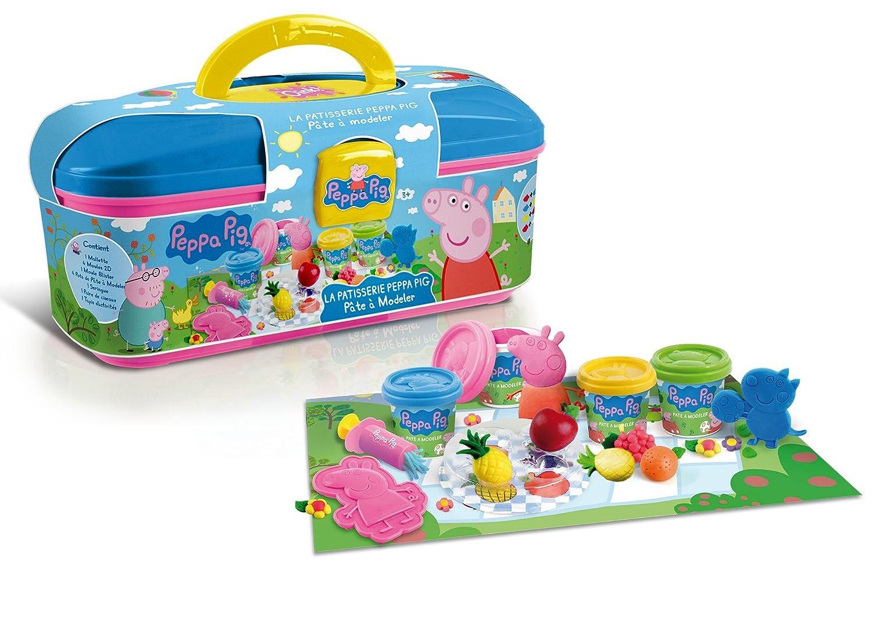 売上実績NO.1 Peppa Pig Dough Dough Activity Activity Picnic Pig Case B00ELJR0FE, blancdejuillet ブランドジュリエ:317f16d5 --- pmod.ru