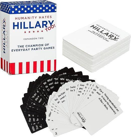 SCS Direct Odio la Humanidad Hillary Clinton, también Juego de ...