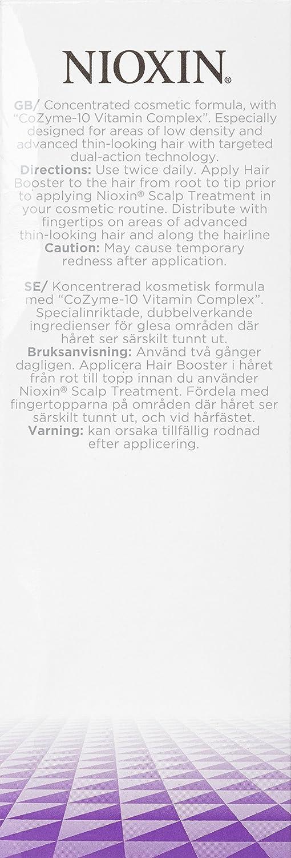 Nioxin Intensive Treatments Potenciador De Cabello - 100 ml.