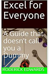 Excel for Everyone: A Guide that doesn't call you a Dummy Kindle Edition