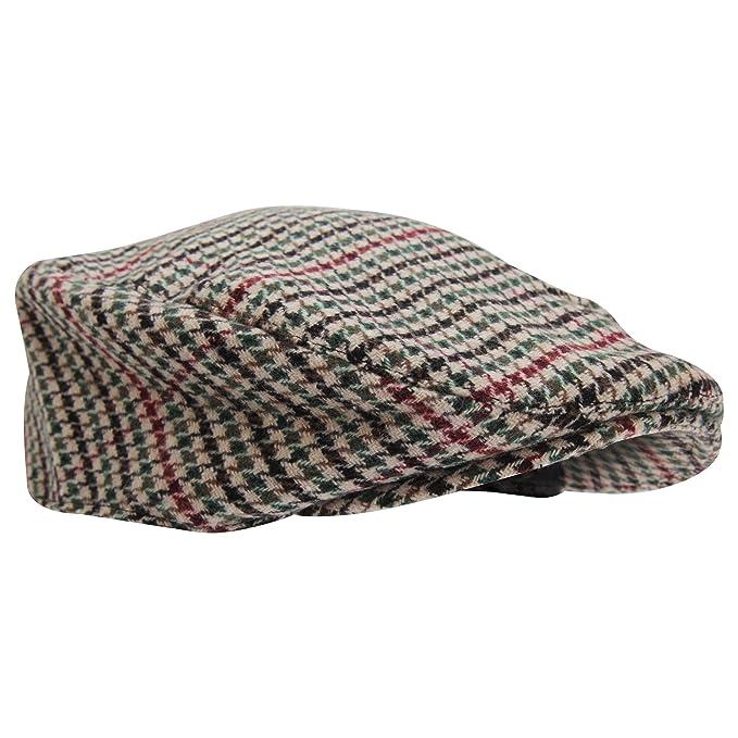 Gorra   Visera de lana Modelo Tweed Wool Blend para hombre caballero ... fe735e59725