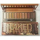 Naked Heat Eyeshadow Palette -...
