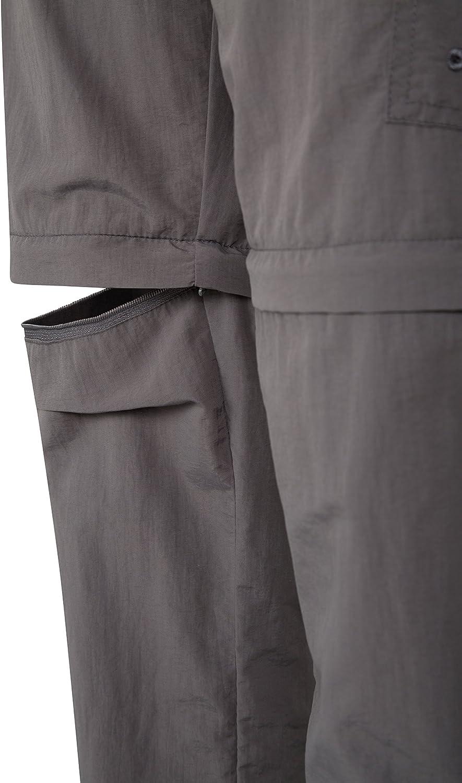 Mountain Warehouse Explore Convertible Mens Trousers Summer Pants