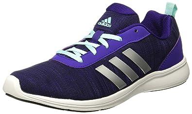3b7c7d488e5 Adidas Women s Adiray 1.0 W Cpurpl Cblack Eneaqu Silv Running Shoes - 4