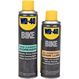 WD-40 All Conditions Bike Chain Lube and Chain...
