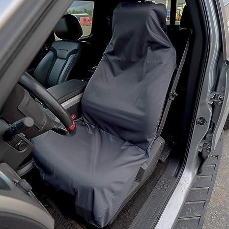 2 X Universal Van Fundas de los asientos delanteros-Protectores-Heavy Duty cubiertas de asiento de coche