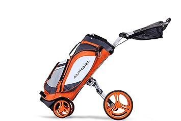 Push Golf Cart Bag Orange on golf cart heaters propane, golf bag cart with wheels, bag boy carts, street legal golf carts, golf bag motorized carts, golf push cart wheels, golf bag gps, golf cart rain cover, golf pull carts, golf hand carts, golf cart bag combo,