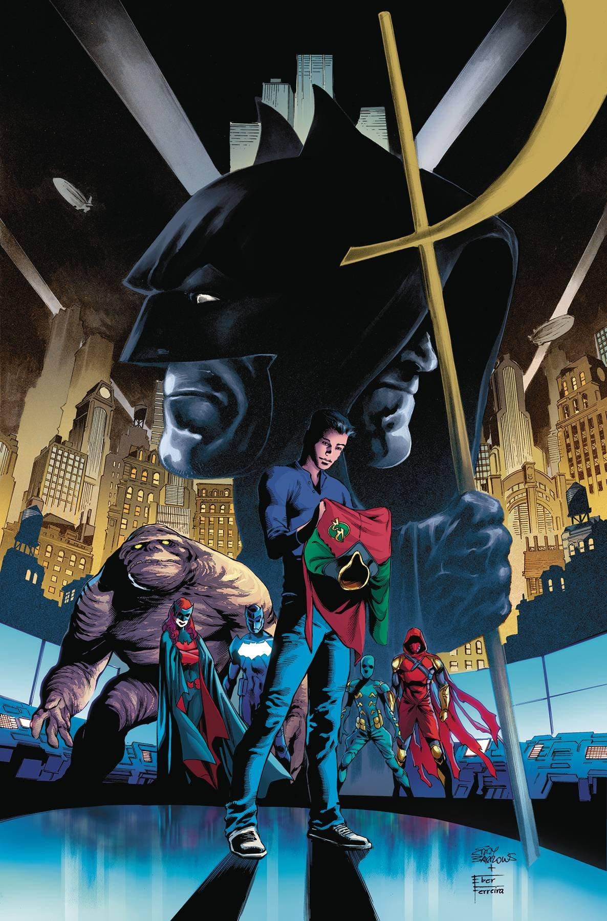 Download Detective Comics #965 ebook