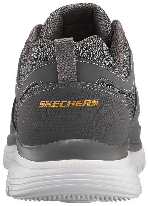Skechers Burns Agoura Herren US 11.5 Grau Wanderschuh