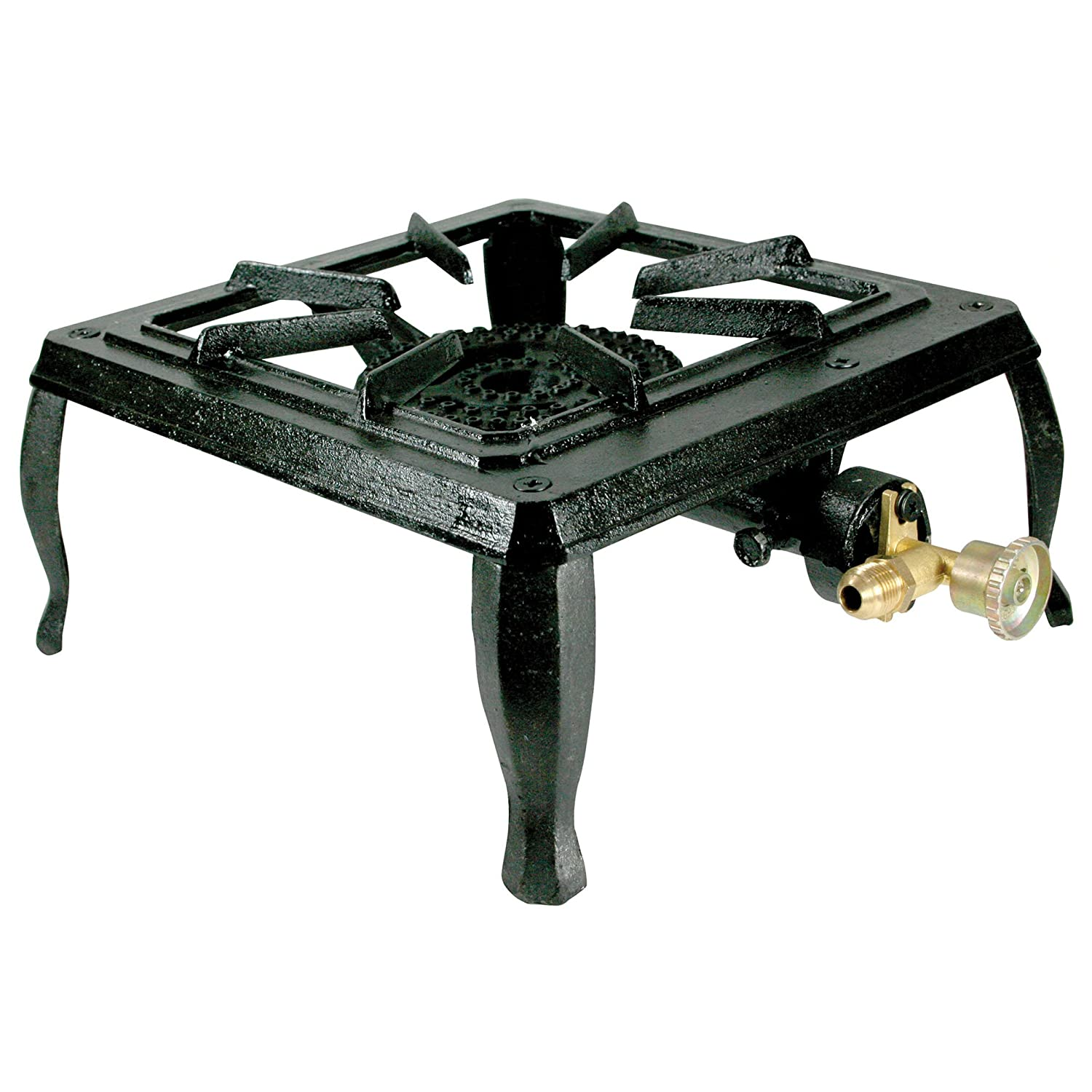 Amazon.com : Sportsman SBCIS Single Burner Cast Iron Stove ...