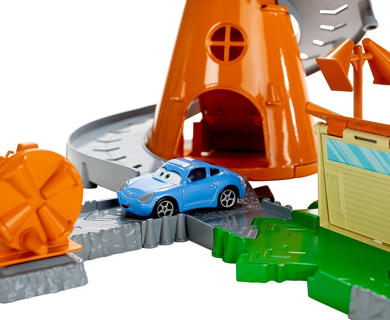 Disney Pixar Cars Radiator Springs Cozy Cone Motel