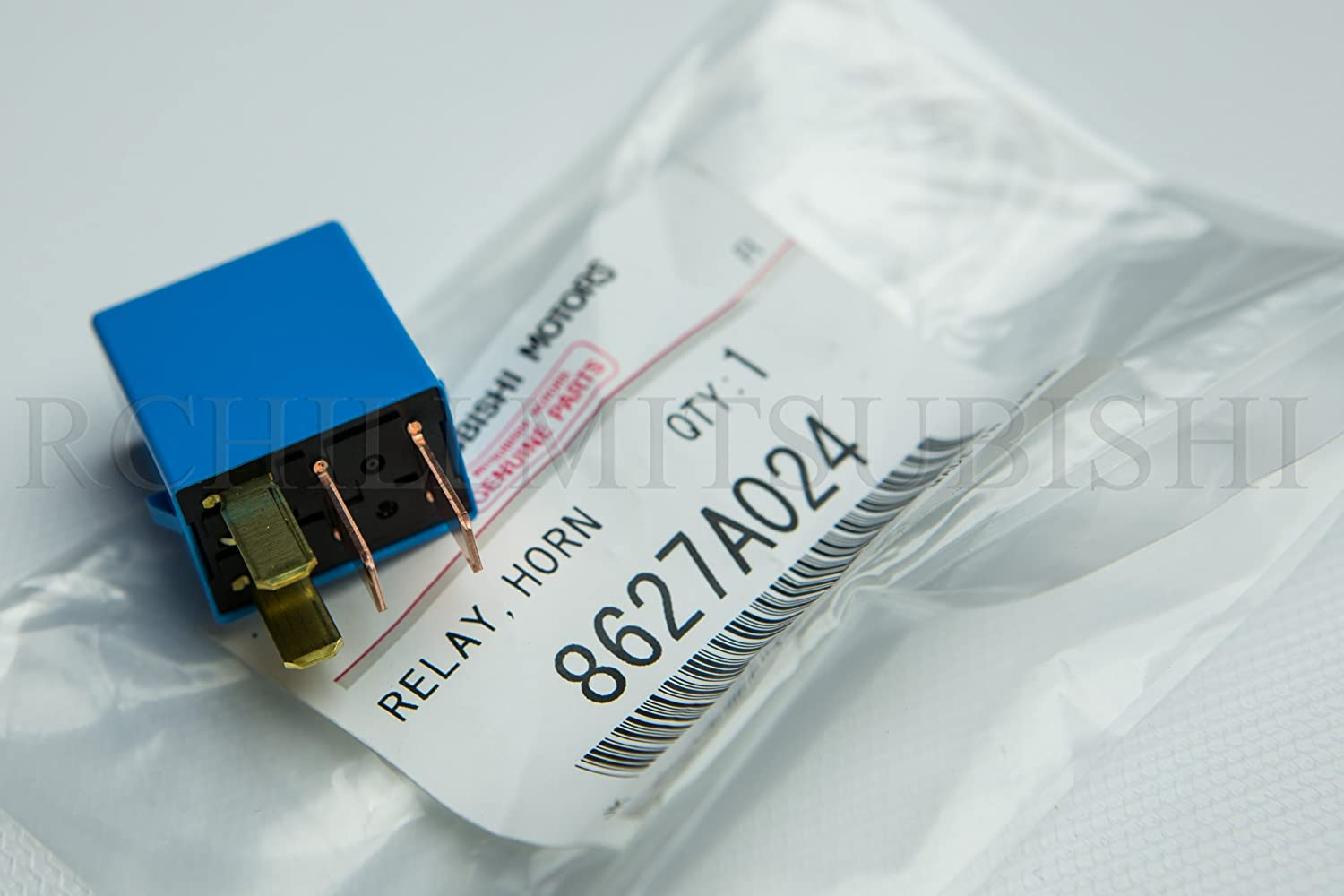 8627A024 MITSUBISHI GENUINE OEM FACTORY ORIGINAL RELAY
