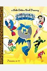 DC Super Friends Little Golden Book Treasury (DC Super Friends) Kindle Edition
