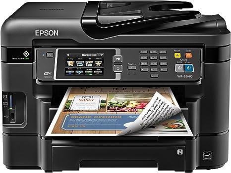 Amazon.com: Impresora inalámbrica de inyección ...