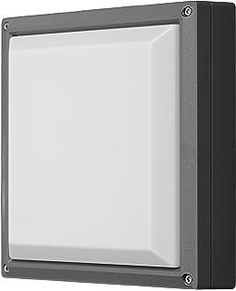 Häufig Akzentlicht LED Aussenleuchte mit Dämmerungsschalter, Glas XW76