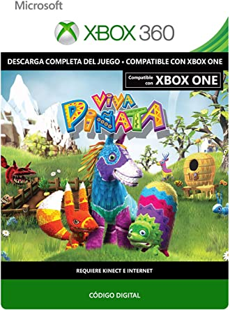Viva Piñata Standard Xbox 360 Plays On Xbox One Código De Descarga Amazon Es Videojuegos