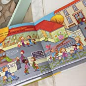 L'école maternelle: Amazon.fr: Stéphanie Ledu, Delphine Vaufrey: Livres