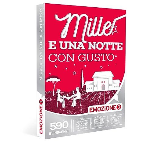Emozione3 - Mille e Una Notte Con Gusto - 590 Soggiorni In ...