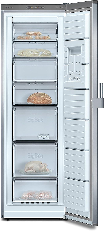 Balay 3GF8661P - Congelador Vertical 3Gf8661P No Frost: 621.94 ...