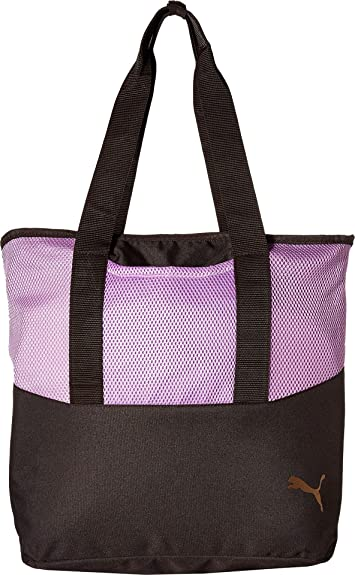1715712796 Amazon.com  PUMA Women s Evercat Revive Tote Brown Pink One Size  Shoes