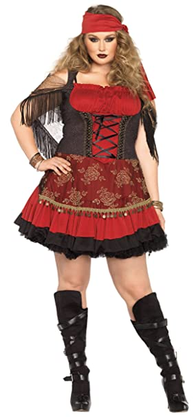 Amazon.com: Mystic Vixen - Disfraz para adulto, talla grande ...
