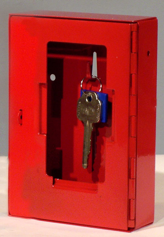EK0 Emergency Key Box Glass Front Emergency Key Box With Tamper Evident Seal