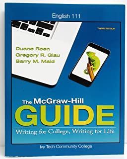 amazon com looseleaf the mcgraw hill guide with mla booklet 2016 rh amazon com mcgraw hill guide to writing 4th edition pdf mcgraw-hill's concise guide to writing research papers