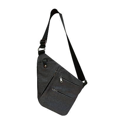 764f20da9 Neasyth Tactical Sling Bag Backpack Shoulder Chest Crossbody Bag  Lightweight Casual Outdoor Sport Travel Hiking Multipurpose Anti Theft Cross  Body Bags ...