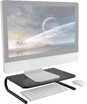 RICOO Soporte para Monitor PC Ordenador FS082-B para Mesa de ...