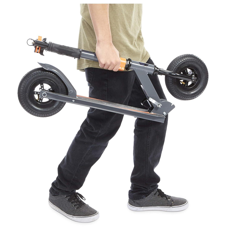 Amazon.com: Viro Rides Urban Terrain - Patinete: Sports ...