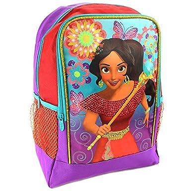 Princess Elena of Avalor 16 inch Backpack (Elena Purple) badcd6d815a3c