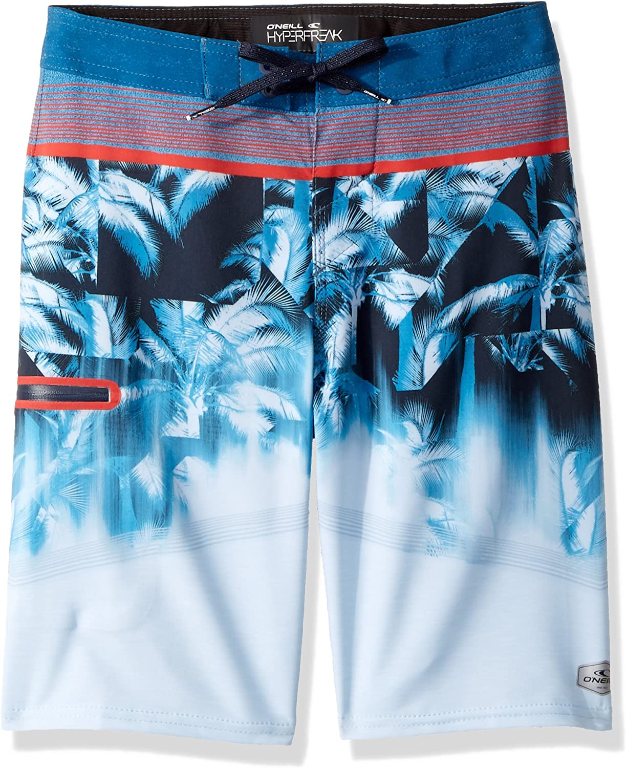 ONEILL Boys Big Hyperfreak Quick Dry Stretch Boardshort