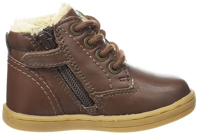 KickersTRACKING KickersTRACKING KickersTRACKING Zapatillas Hombre Color Marrón Talla 19 EU Zapatos 0c1f43