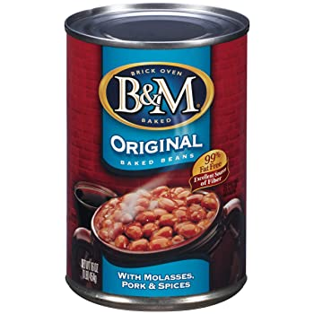B&M Original Flavor Canned Baked Beans
