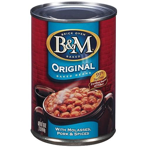 B&M Baked Beans, Original Flavor