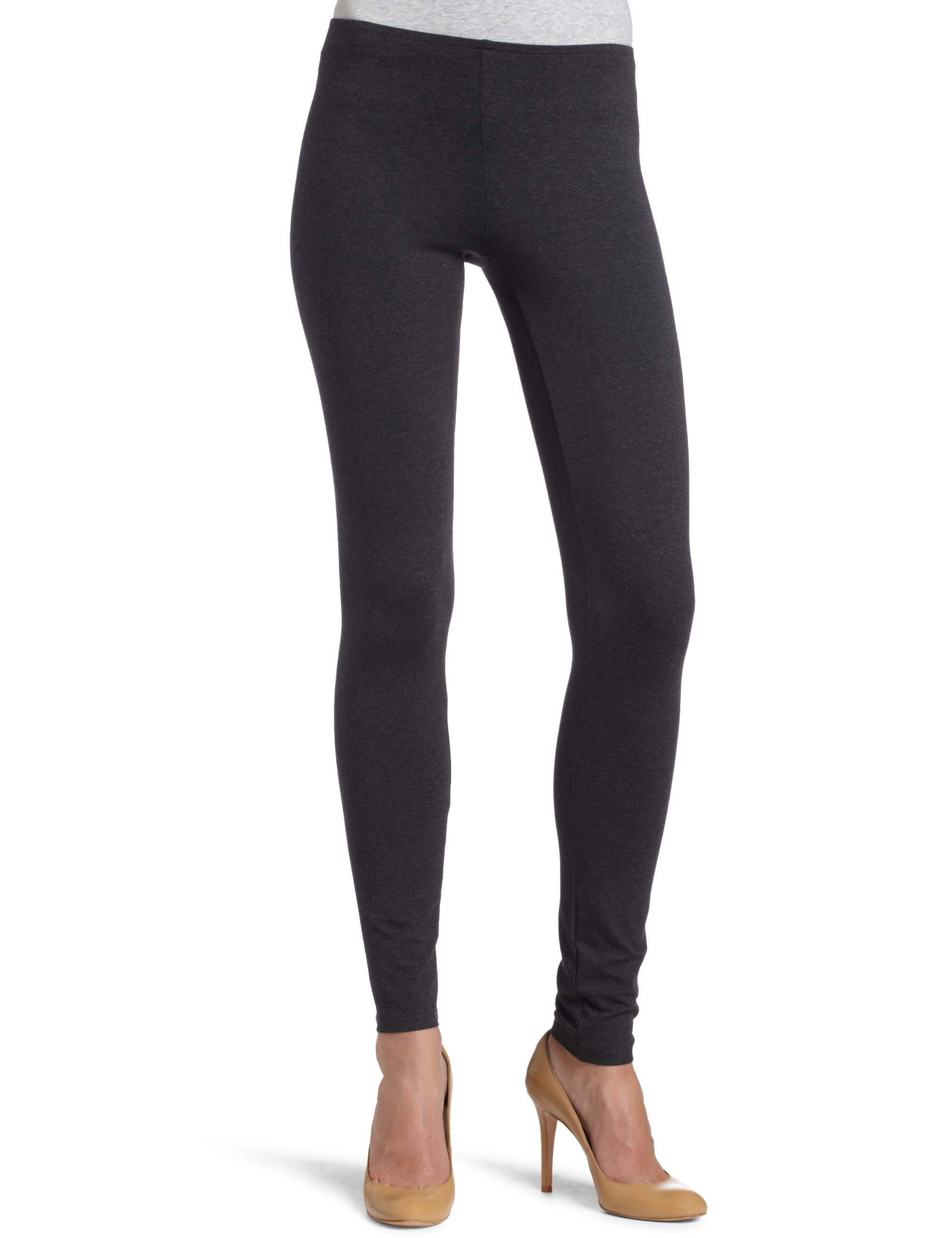 Only Hearts Women's So Fine Legging - 20078,Carbon,Large