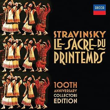 Le Sacre Du Printemps: 100th Anniversary