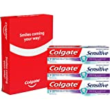 Colgate Sensitive Toothpaste, Prevent and Repair - Paste Formula (6 Ounce, 3 Count)