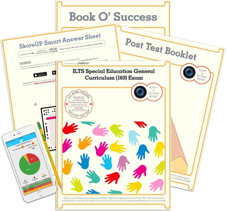 ILTS Special Education General Curriculum (163) Exam