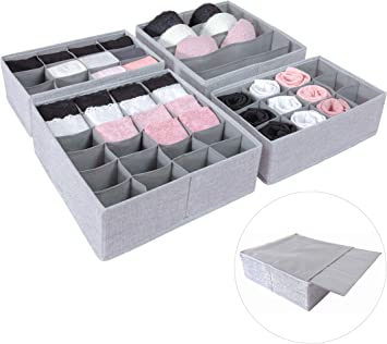 SIMPLE JOY - Organizador de cajones para I K E A; base estable ...