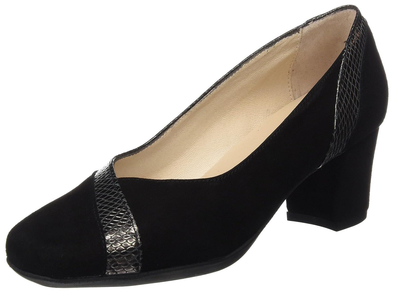 TALLA 41 EU. DCHICAS 1566, Zapatos de tacón con Punta Cerrada para Mujer
