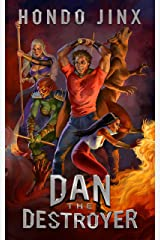 Dan the Destroyer: A Gamelit Harem Fantasy Adventure (Gold Girls and Glory Book 3) Kindle Edition
