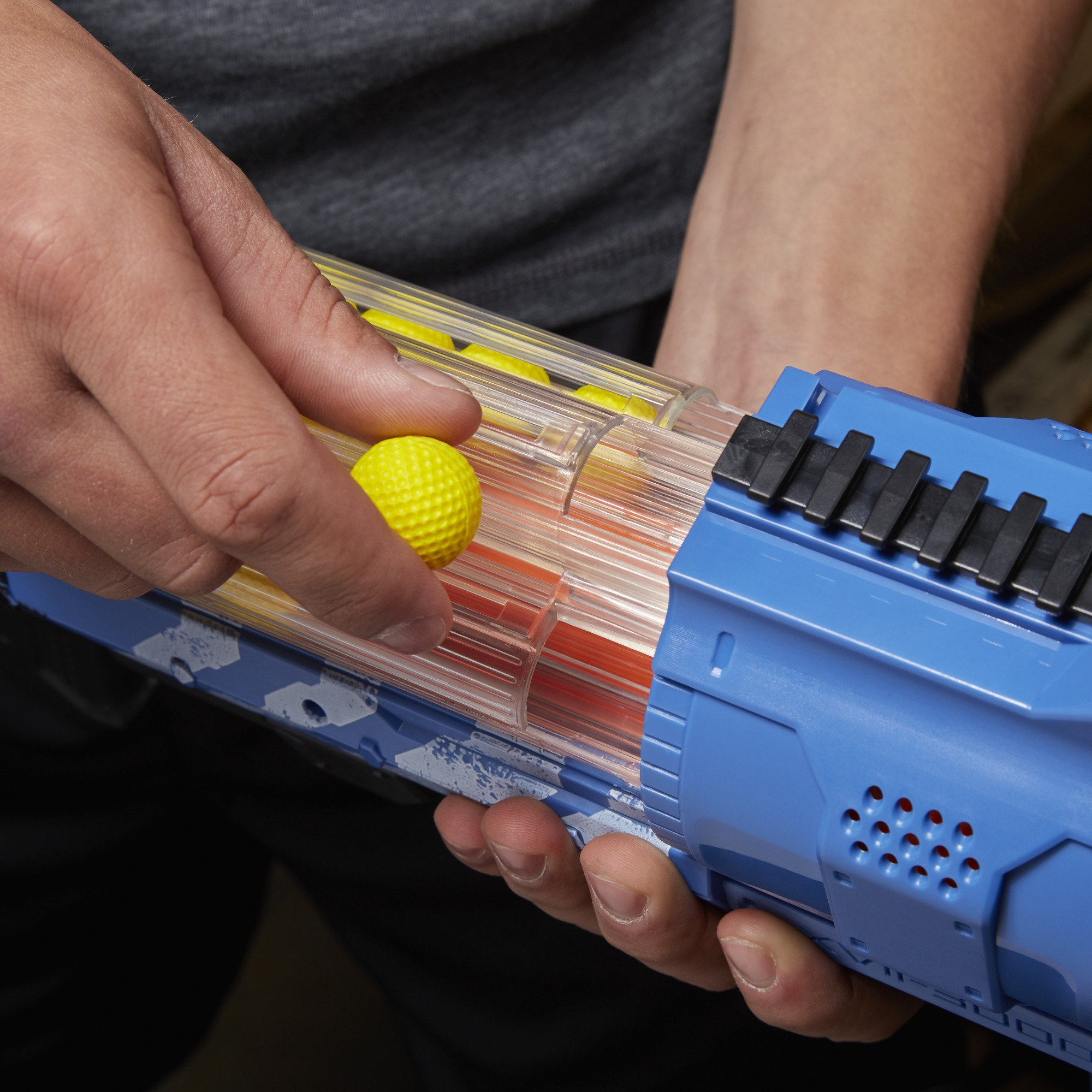 NERF Rival Artemis XVII-3000 Blue by NERF (Image #5)