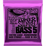 Ernie Ball EP02821 Jeu de cordes pour Basse