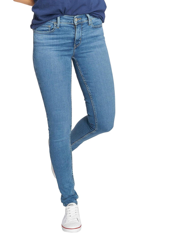 TALLA 28W / 30L. Levi's ® 710 Innovation Super Skinny W Vaquero