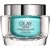 Olay Overnight Face Mask Hydrating Gel 1.7 Fl oz