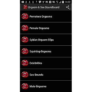 Sex soundboard app