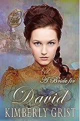 A Bride for David (The Proxy Brides Book 37) Kindle Edition