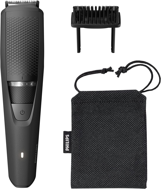 Philips BT3226/14 Barbero Recortadora de Barba y Pelo, funda de ...